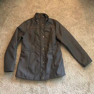 Gray Medium Weight Jacket
